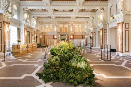 Kimpton Fitzroy Wedding Venue, Ballroom