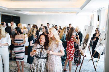 The Langham Sydney Networking Event, The Ballroom