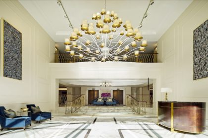 The Langham Sydney Hotel and Event Venue, Foyer