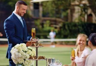 The Langham Sydney Social Events, Tennis Court