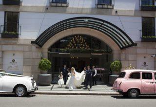 The Langham Sydney Wedding Venue, Entrance