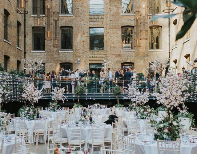 Weddings at Devonshire Terrace