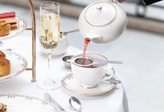 The Waldorf Hilton Afternoon Tea, Palm Courrt
