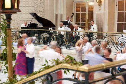 The Waldorf Hilton Social Events, Palm Court