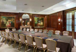 The Waldorf Hilton Corporate Events, Executive Boardroom