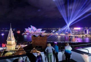 Rydges Sydney Harbour Social Parties, View of Sydney Harbour