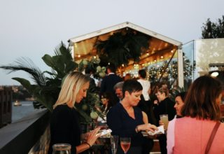 Rydges Sydney Harbour Social Parties, Outside Terrace