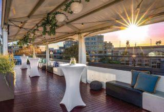 Rydges Sydney Harbour Corporate Events, Outside Terrace