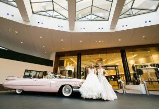 Sydney Harbour Marriott Wedding Venue, Exterior of hotel