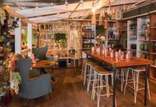 Devonshire Terrace, Cocktail Bar Parties, Cocktail Bar