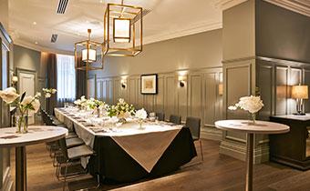 Kimpton Fitzroy London Bell Room, Woolf Room