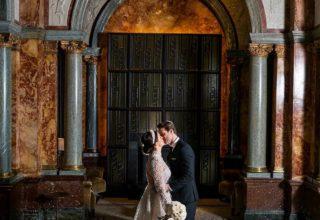 Kimpton Fitzroy London Wedding, Entrance Hall
