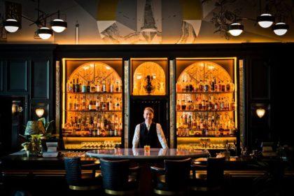 Kimpton Fitzroy London Cocktail Bar Social Events