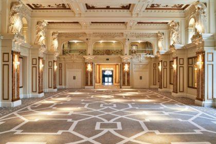 Kimpton Fitzroy London Venue Elegant Ballroom