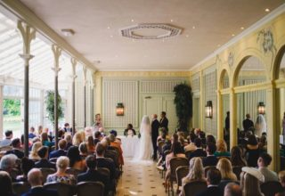 The Hurlingham Club Wedding Venue, Terrace, Owen Billcliffe Photography