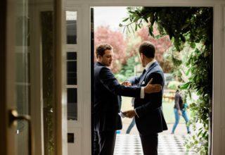 Belair House Wedding Venue, Entrance, Fringe Photography