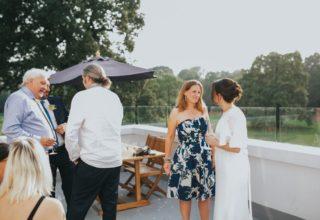 Belair House Wedding Venue, Terrace