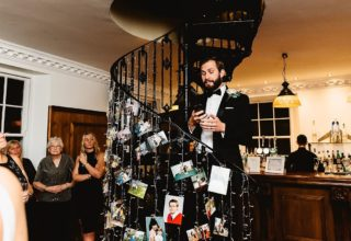 Belair House Wedding Venue, Upstairs, Fiona Kelly Photography
