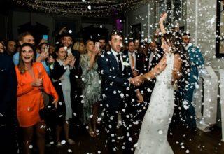 Belair House Wedding Venue, Ballroom, Fringe Photography
