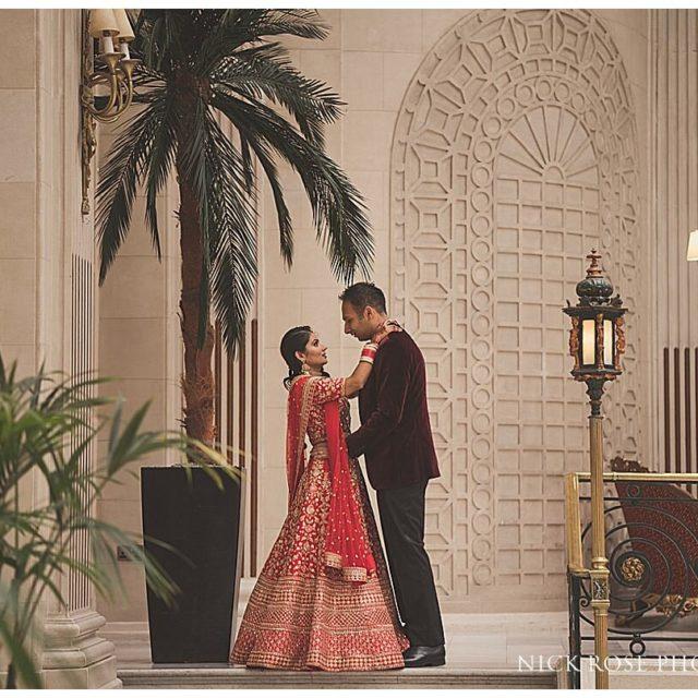 The Waldorf Hilton Wedding Venue, Palm Court, Photography by Nick Rose.jpg