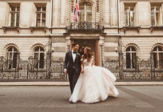 Laura-Dartmouth House Wedding Venue, Outside, Photography by Alexa Penberthy