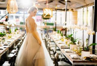 Sydney Harbour Marriott Weddings Bride