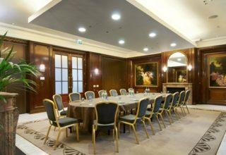 Executive Boardroom Waldorf Hilton Dining