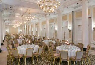 Adelphi Suite Waldorf Hilton Dining