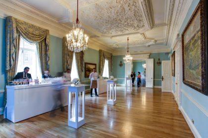 Dartmouth House London, Long & Small Drawing Rooms, Matt Chung Photo