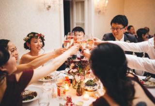 Dunbar House Wedding Venue, Main Dining Room, Photography by Ann Marie Yuen