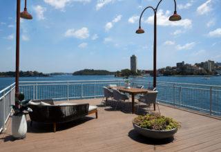 Pier One Sydney Harbour Outdoor Terrace
