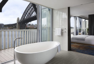 Pier One Sydney Harbour Hotel Admiral Suite