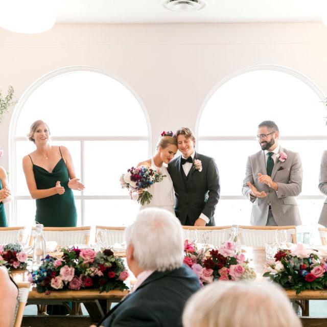Weddings at The Blue Room Bondi