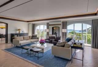 Intercontinental Double Bay Royal Suite