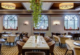 Intercontinental Double Bay Business Lunch, Stillery Bar & Dining