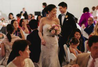 Intercontinental Sydney Double Bay Wedding Venue, Grand Ballroom, Photography by David Henry