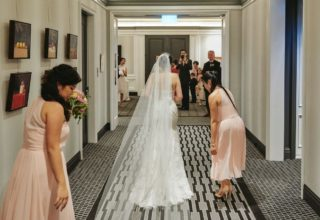 Intercontinental Sydney Double Bay Wedding Venue, Foyer, Photography by David Henry