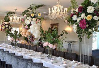 Dunbar House Birthday Party, Main Dining Room