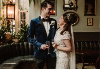 Kitty Hawk Wedding Venue, Foyer, Photography by The Salty Shutter