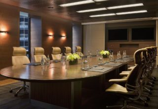 Sofitel Sydney Wentworth Meeting Rooms, Executive Boardroom