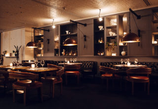 Kittyhawk, central sydney event venue, restaurant