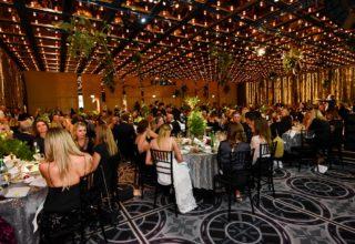 Sofitel Sydney Wentworth Christmas Party, Wentworth Ballroom
