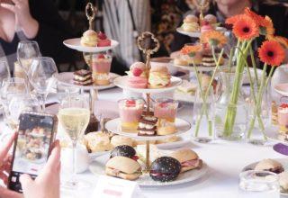 Sofitel Sydney Wentworth Afternoon Tea, The Tea Lounge