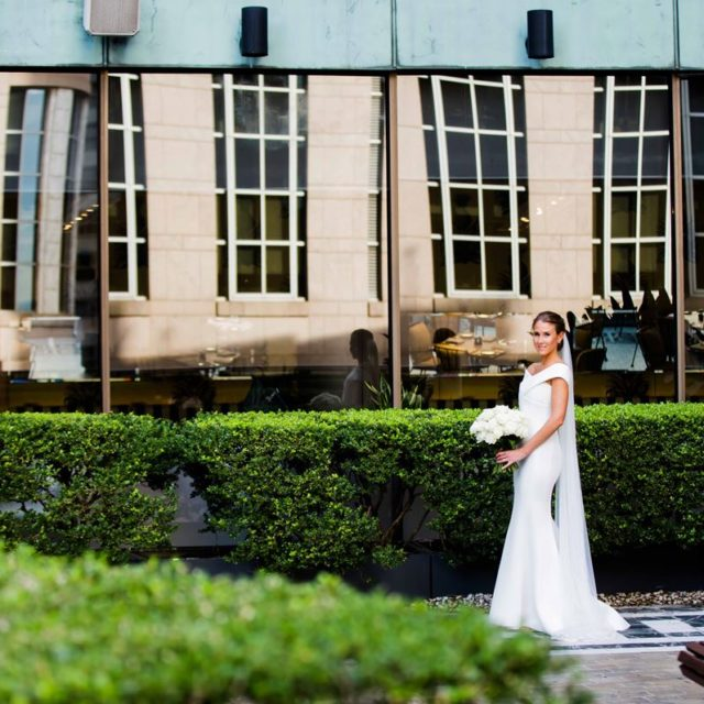 Weddings at Sofitel Sydney Wentworth