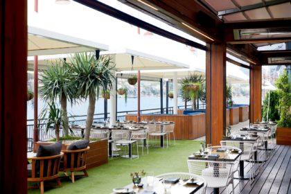 Pier One Sydney, Gantry Restaurant