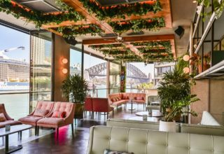 Pullman Quay Grand Sydney Harbour, Hyde Hacienda Sydney Bar & Lounge