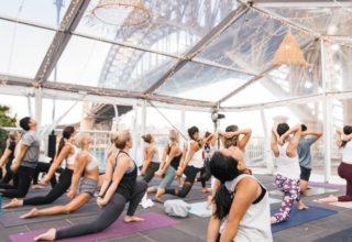 Pier One Sydney Yoga Sessions, Igloo