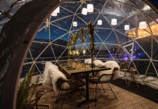 Pier One Sydney Private Dining, Igloo