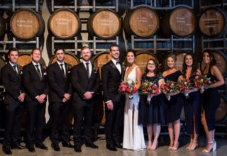 Urban Winery Sydney Wedding Venue, Wine Cellar