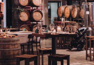 Barrel Room at Urban Winery Sydney